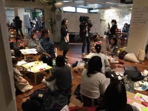 【メディア情報】2016/12/27 育休プチMBA勉強会 NHKにて紹介