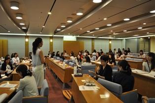 【開催報告】第一生命情報システム株式会社さま にて講演